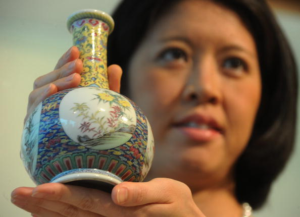 appraisal chinese antiques