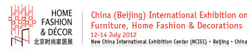 Home Fashion and Deco fair in Beijing 20120